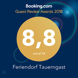 Booking.com - Award 2018